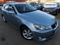 2007 LEXUS IS 2.2 220D 4d 175 BHP £2990.00