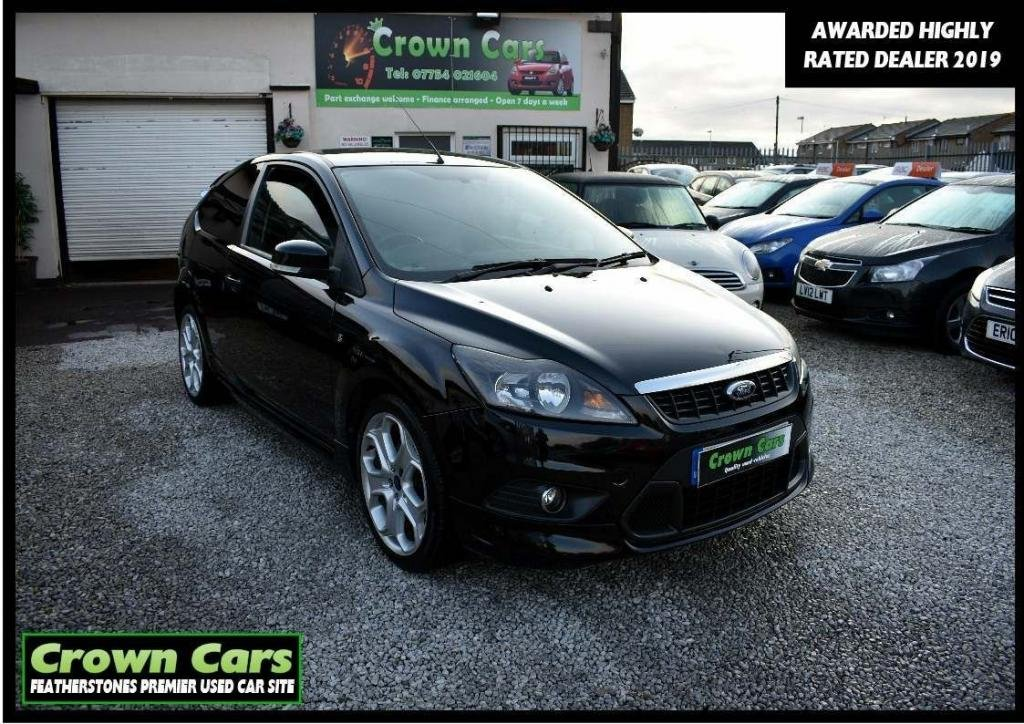 USED 2009 59 FORD FOCUS 2.0 Zetec S 3dr APPLY FOR FINANCE ON WEBSITE