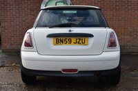 USED 2009 59 MINI HATCH FIRST 1.4 FIRST 3d 75 BHP WE OFFER FINANCE ON THIS CAR