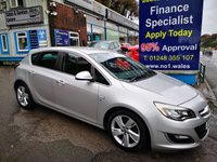 USED 2014 64 VAUXHALL ASTRA 1.6 SRI 5d 113 BHP, only 31000 miles ***APPROVED DEALER FOR CAR FINANCE247 AND ZUT0  ***