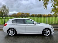 USED 2017 17 BMW 1 SERIES 1.5 118I M SPORT 5d 134 BHP