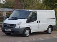 2009 FORD TRANSIT 2.2 280 LR 85 BHP £2995.00