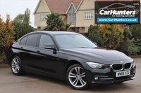 USED 2016 66 BMW 3 SERIES 2.0 318D SPORT 4d 148 BHP