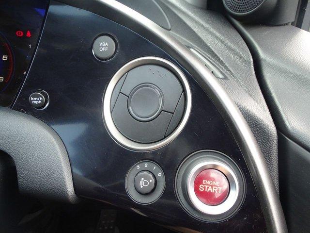 USED 2008 08 HONDA CIVIC 2.2 SE I-CTDI  5d 139 BHP 11 STAMPS SERVICE