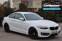 USED 2015 65 BMW 2 SERIES 1.5 218I SPORT 2d 134 BHP