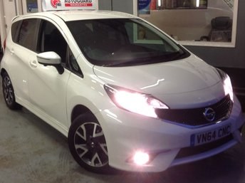 View our NISSAN NOTE