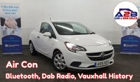 USED 2015 15 VAUXHALL CORSA 1.2 CDTI ECOFLEX S/S 95 BHP,  Air Con, Bluetooth, Dab Radio, Stop/Start.... ** Drive Away Today** Over The Phone Low Rate Finance Available, Just Call us on 01709 866668 **