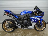 2010 YAMAHA R1 YZF R1 2010 BIG BANG £7494.00