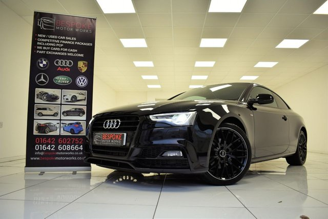 2015 15 AUDI A5 2.0 TDI BLACK EDITION PLUS
