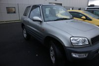 USED 2000 TOYOTA RAV4 2.0 GX 3d 126 BHP *PX CLEARANCE - NOT INSPECTED - NO WARRANTY - NOT AVAILABLE ON FINANCE - PX NOT TAKEN*