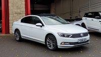 2016 VOLKSWAGEN PASSAT 2.0 GT TDI BLUEMOTION TECHNOLOGY DSG 4d AUTO 148 BHP £12484.00