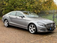 USED 2013 13 MERCEDES-BENZ CLS 3.0 CLS350 CDI BLUEEFFICIENCY 4d 265 BHP £5730 In Optional Extras