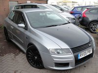 2005 FIAT STILO 2.4 20V ABARTH 3d 168 BHP SOLD