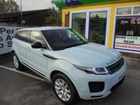 USED 2016 66 LAND ROVER RANGE ROVER EVOQUE 2.0 ED4 SE 5d 148 BHP ** 01922 494874 ** JUST ARRIVED ** DIESEL **