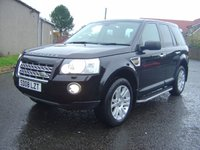 2008 LAND ROVER FREELANDER 2.2 TD4 HSE 5d AUTO 159 BHP £6450.00