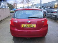 USED 2011 61 KIA CEED 1.6 CRDI 1 5d 89 BHP 12 MONTHS MOT NICE CAR