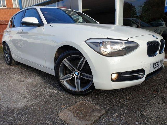 USED 2011 61 BMW 1 SERIES 2.0 120D SPORT 5d 181 BHP