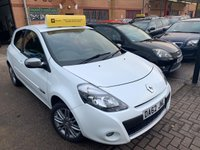 USED 2012 62 RENAULT CLIO DYNAMIQUE TOMTOM 16V