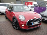 2017 MINI HATCH COOPER 1.5 COOPER 5d 134 BHP £8499.00