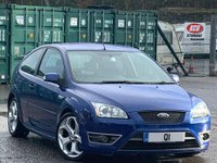 USED 2006 56 FORD FOCUS 2.5 SIV ST-2 3dr JustServiced/RecaroSeats/AUX