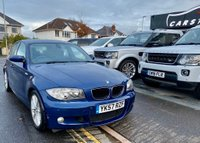 USED 2007 57 BMW 1 SERIES 2.0 118d M Sport 5dr DEPOSIT TAKEN