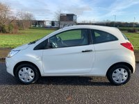 USED 2012 62 FORD KA 1.2 Studio (s/s) 3dr Low Miles ! £30 Tax ! 64 MPG !