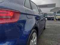 USED 2014 14 AUDI A3 2.0 TDI Sport Sportback 5dr 1 OWNER+DEALER HISTORY+STUNNER