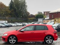 USED 2014 64 VOLKSWAGEN GOLF 2.0 TSI BlueMotion Tech R 4MOTION (s/s) 5dr LED/DAB/Xenons/Cruisevf/ISOFIX