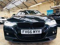 USED 2016 66 BMW 3 SERIES 3.0 335d M Sport Auto xDrive (s/s) 4dr PRO NAV PERFORMANCE KIT19S
