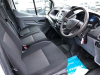 USED 2015 15 FORD TRANSIT 2.2 350 L3 H2 LWB MED ROOF 155 BHP