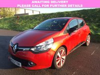 USED 2013 13 RENAULT CLIO 1.5 DYNAMIQUE S MEDIANAV ENERGY DCI S/S 5d 90 BHP SAT NAV | BLUETOOTH | AIR CON