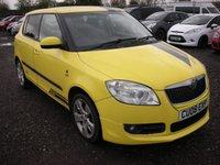2008 SKODA FABIA 1.9 SPORT TDI 5d 103 BHP £1500.00