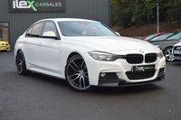 USED 2014 64 BMW 3 SERIES 3.0 330D M SPORT 4d AUTO 255 BHP