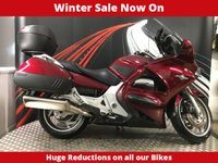 USED 2007 07 HONDA ST1300 PAN EUROPEAN ST1300 PAN EUROPEAN A-6 1261cc