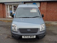USED 2013 13 FORD TRANSIT CONNECT 1.8 T230 HR VDPF 89 BHP
