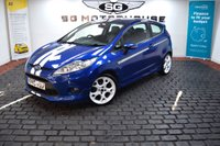 USED 2010 10 FORD FIESTA 1.6 S1600 3d 118 BHP