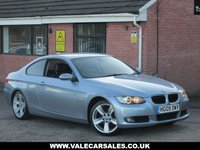 USED 2009 09 BMW 3 SERIES 320D SE HIGHLINE (£2,740 OF EXTRAS) 2dr £2,740 OF OPTIONAL EXTRAS