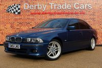 2002 BMW 5 SERIES 2.5 525I SPORT 4d 190 BHP £3990.00