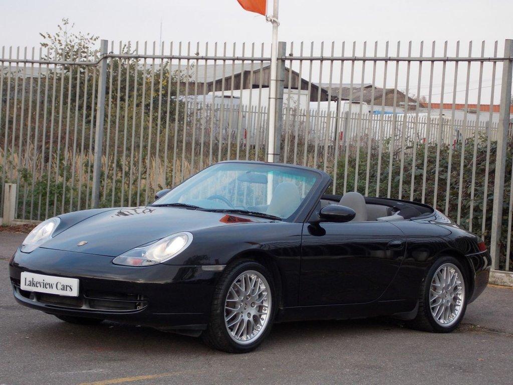 USED 1999 PORSCHE 911 3.4 CARRERA 4 TIPTRONIC S 2d AUTO 300 BHP