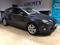 USED 2014 14 FORD FOCUS 1.0 TITANIUM NAVIGATOR 5d 124 BHP * TWO OWNERS WITH HISTORY *