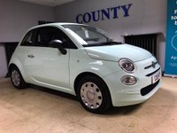 USED 2016 16 FIAT 500 1.2 POP 3d 69 BHP * TWO OWNERS * LOW MILEAGE *