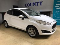 USED 2014 14 FORD FIESTA 1.0 ZETEC 3d 79 BHP * TWO OWNERS * FULL HISTORY *