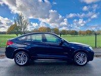USED 2015 15 BMW X4 2.0 XDRIVE20D M SPORT 4d AUTO 188 BHP