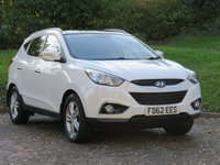 USED 2012 06 HYUNDAI IX35 1.7 PREMIUM CRDI 5d 114 BHP IMMACULATE WITH LOTS OF SPEC!