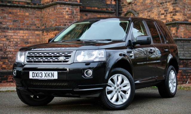 2013 13 LAND ROVER FREELANDER 2.2 SD4 GS 5d AUTO 190 BHP [ FULL LEATHER - 18