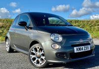 2014 FIAT 500 1.2 GQ (s/s) 3dr £5990.00