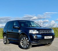 USED 2014 14 LAND ROVER FREELANDER 2.2 SD4 HSE Luxury 4X4 5dr REVERSE CAM! PRIVACY! LUXURY