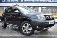 USED 2016 16 DACIA DUSTER 1.5 LAUREATE DCI 5d 109 BHP COMES WITH 6 MONTHS WARRANTY