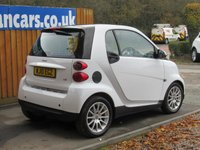 USED 2010 10 SMART FORTWO 0.8 PASSION CDI 2d AUTO 54 BHP BLUETOOTH,SAT NAV, FREE TAX!