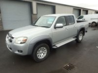 2007 MAZDA BT-50 2.5 4X4 TS2 D/C 141 BHP PICK UP DOUBLE CAB LOW MILES £5991.00